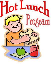 Hot Lunch for February