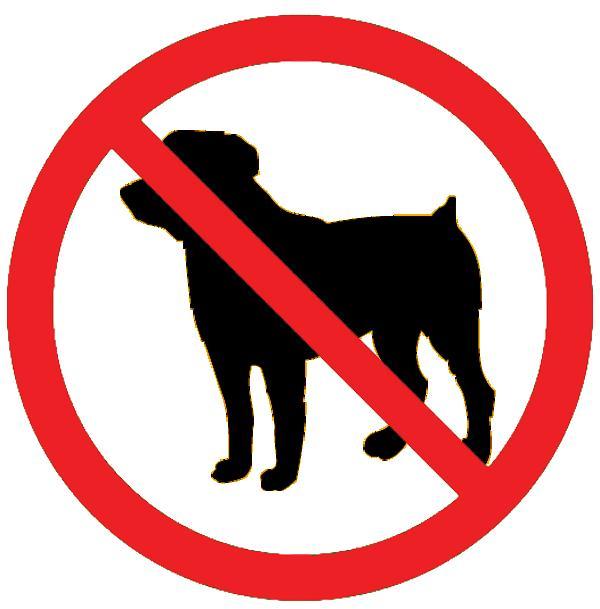 SD#23 Dog Policy