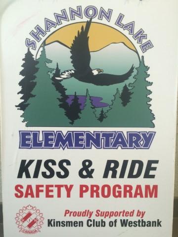 Kiss & Ride Program